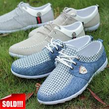 Korea Edition Men Shoes 2015 Men Breathable Linen Canvas Shoes Hot Sale Driving Fashion Leisure Sneakers(China (Mainland))