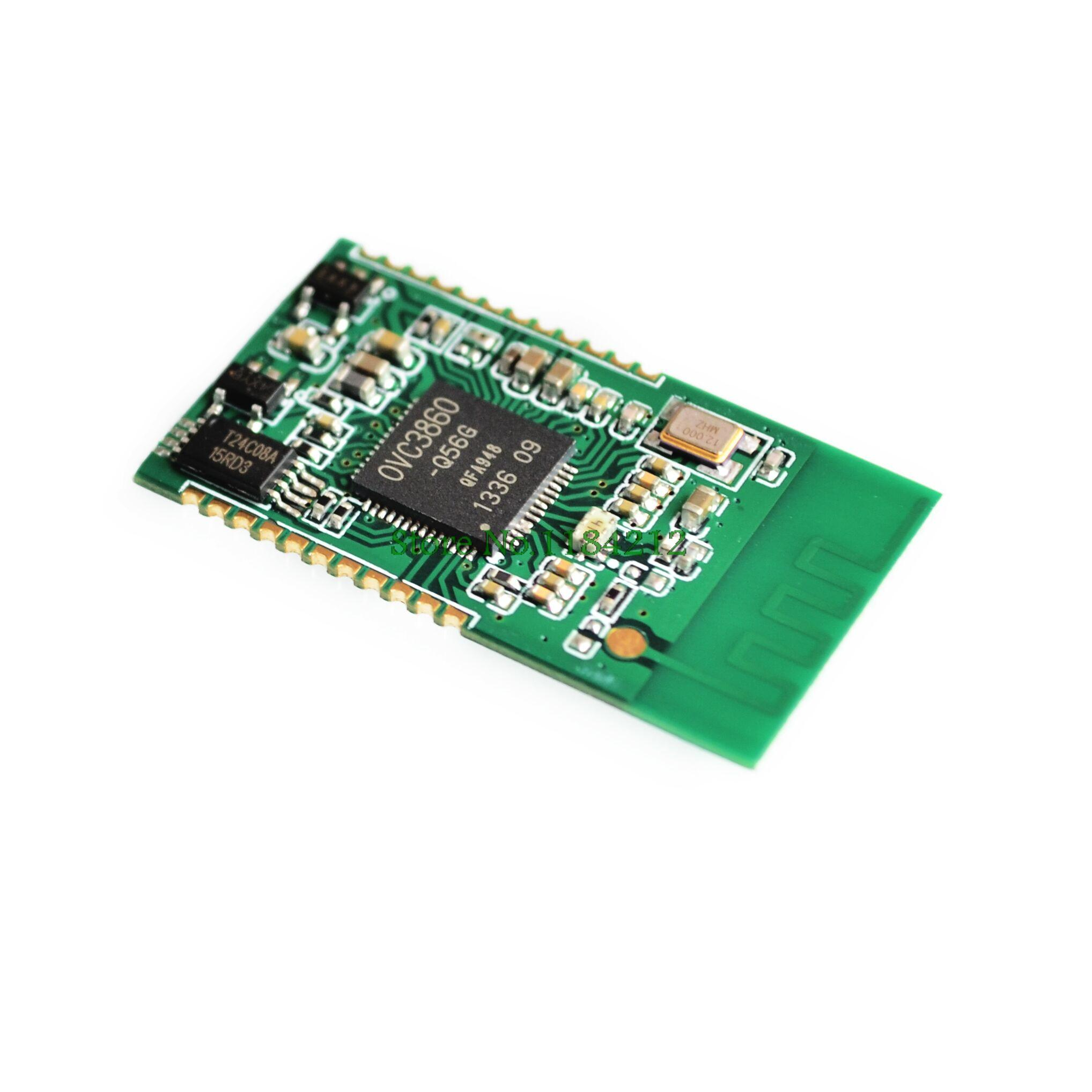 New XS3868 Bluetooth Stereo Audio Module OVC3860 Chip Supports A2DP AVRCP(China (Mainland))
