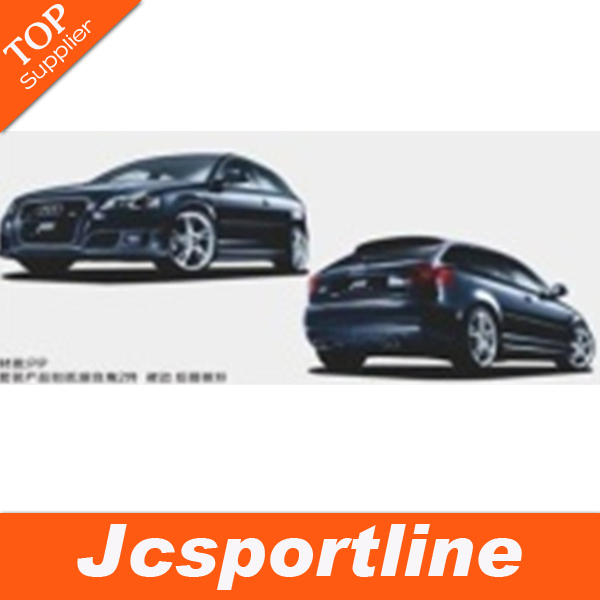 Promotional carbon fiber design body styling, car bodykits for AUDI A3 ABT(Fits for Audi A3 )(Hong Kong)