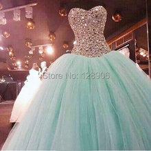 Quinceanera Dress 2015 Sweetheart