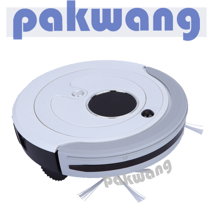 Robot Vacuum Cleaner Washing Robot Vacuum Cleaner Free to Russian,low noise,long workingtime,robot cleaner free(China (Mainland))