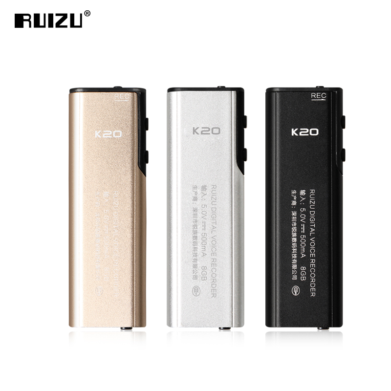 K20 recording pen portable mini professional hd commercial mp3 player<br><br>Aliexpress