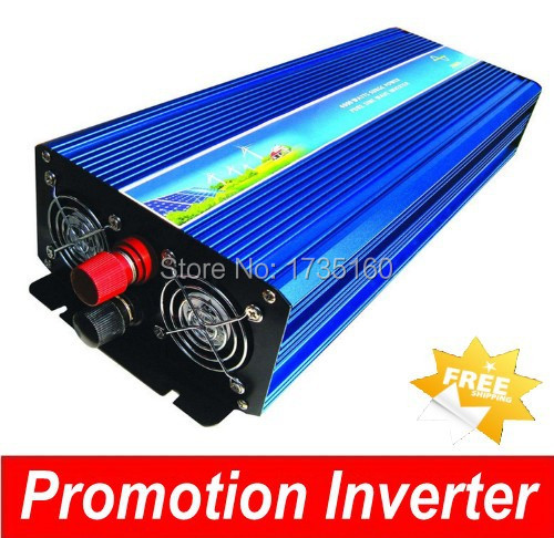 1500W Pure Sin Tonn Invertor do Grianchoras Gaoit 1500W SOLAR SYSTEM Invertor DC12V Pure SINE WAVE Wind/Car/ Power Converter(China (Mainland))
