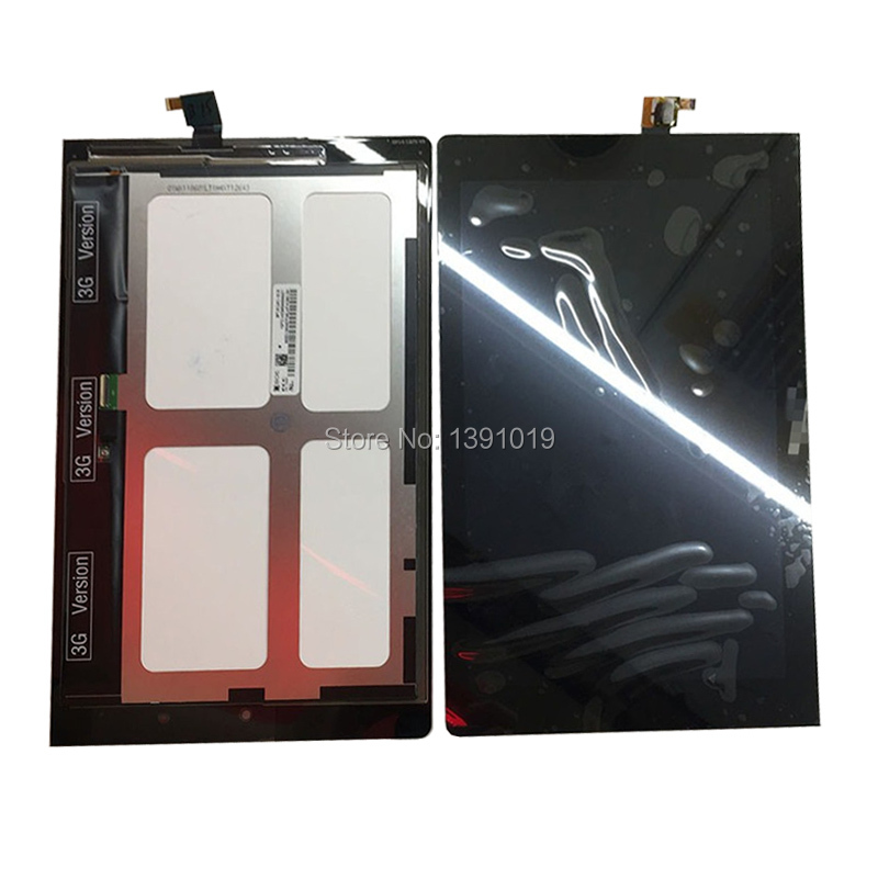 Здесь можно купить  Original New For Lenovo 10inch 3G Version YOGA Tablet B8000 LCD With Digitizer Assembly   Компьютер & сеть