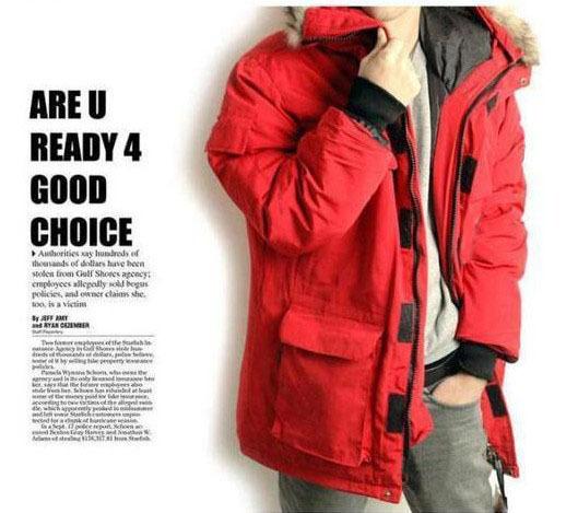 2015 High Guality GS Free shipping Men's outdoor jacket warm down jacket short paragraph Slim coat XS-XXL(China (Mainland))