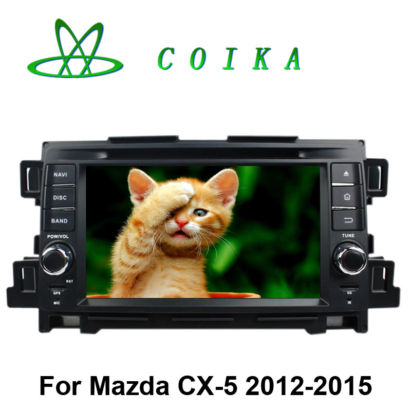 "7"" Touch Screen Android 5.1.1 Auto DVD Radio For Mazda CX-5 2012-2015 GPS Navi WIFI 3G BT Phonebook OBD DVR RDS 1080P Playing(China (Mainland))"