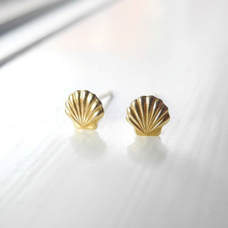 20 pairs/lot wholesale korean fashion earrings 2015 women Gold/Silver Plated Stud Earrings cute brincos Unique Earrings(China (Mainland))