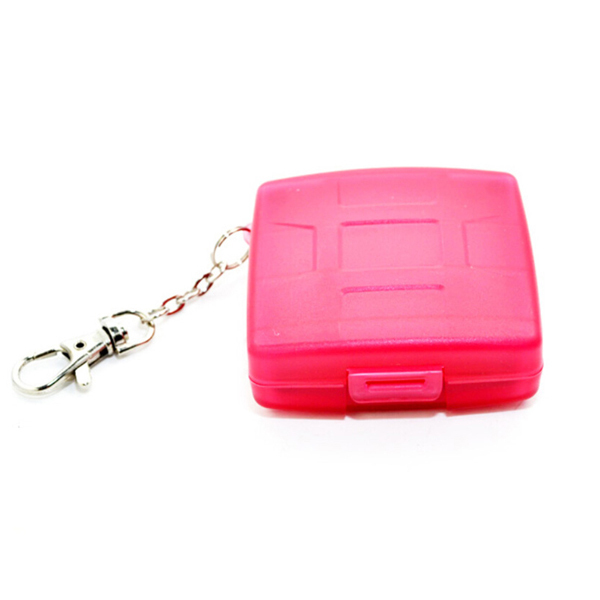 Memory Card Case for CF MS SD XD Cards Flash Memory Case(China (Mainland))