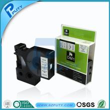 3/8″X7m compatible DYMO d1 label tapes D1 label cassette 40913 DYMO 9mm dymo label printers