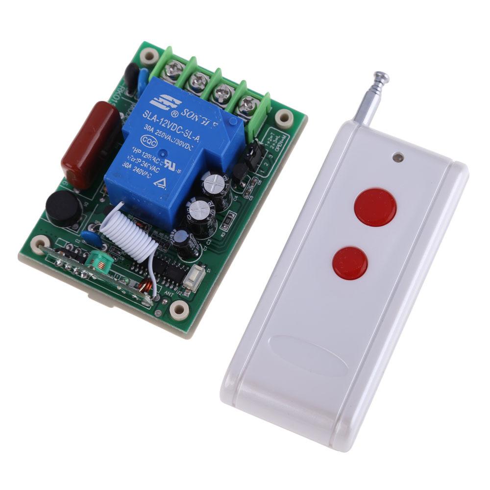 Дистанционный выключатель AC 220V 30 1 2 1000M 315 NG4S