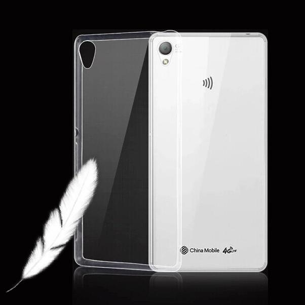 Crystal Transparent Cool Clear TPU Case For Sony Xperia M4 Aqua Dual E2303 E2333 E2353 Ultra Thin Soft Phone Protective Cover(China (Mainland))