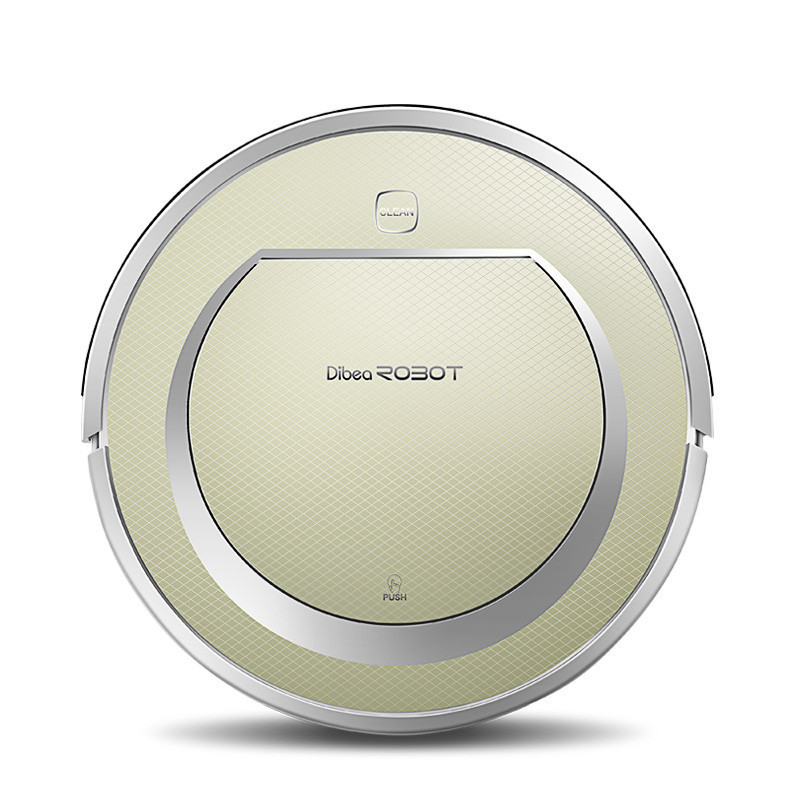 Newly conserve power Dibea V750 smart cleaner vacuum for apartment Smart Wet Robot Vacuum Cleaner(China (Mainland))