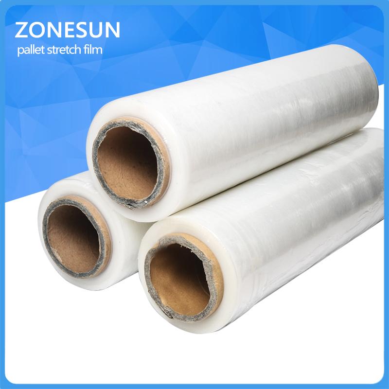 ZONESUN Stretch film, lldpe stretch film, pe stretch film, pallet stretch film(China (Mainland))