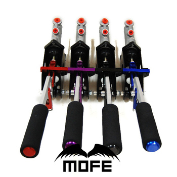 "SPECIAL OFFER 0.7"" Master Cylinder Vertical Horizontal Drift Hydraulic Hand Brake Purple Red Black Blue"