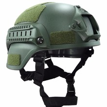 Military Mich 2000 Tactical Helmet Airsoft Gear Paintball Head Protector with Night Vision Sport Camera Mount(China (Mainland))