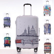 Buy Travel Luggage Suitcase Protective Cover, Stretch, made S/M/L/XL, Apply 18-30inch Cases, Travel Accessories for $9.90 in AliExpress store