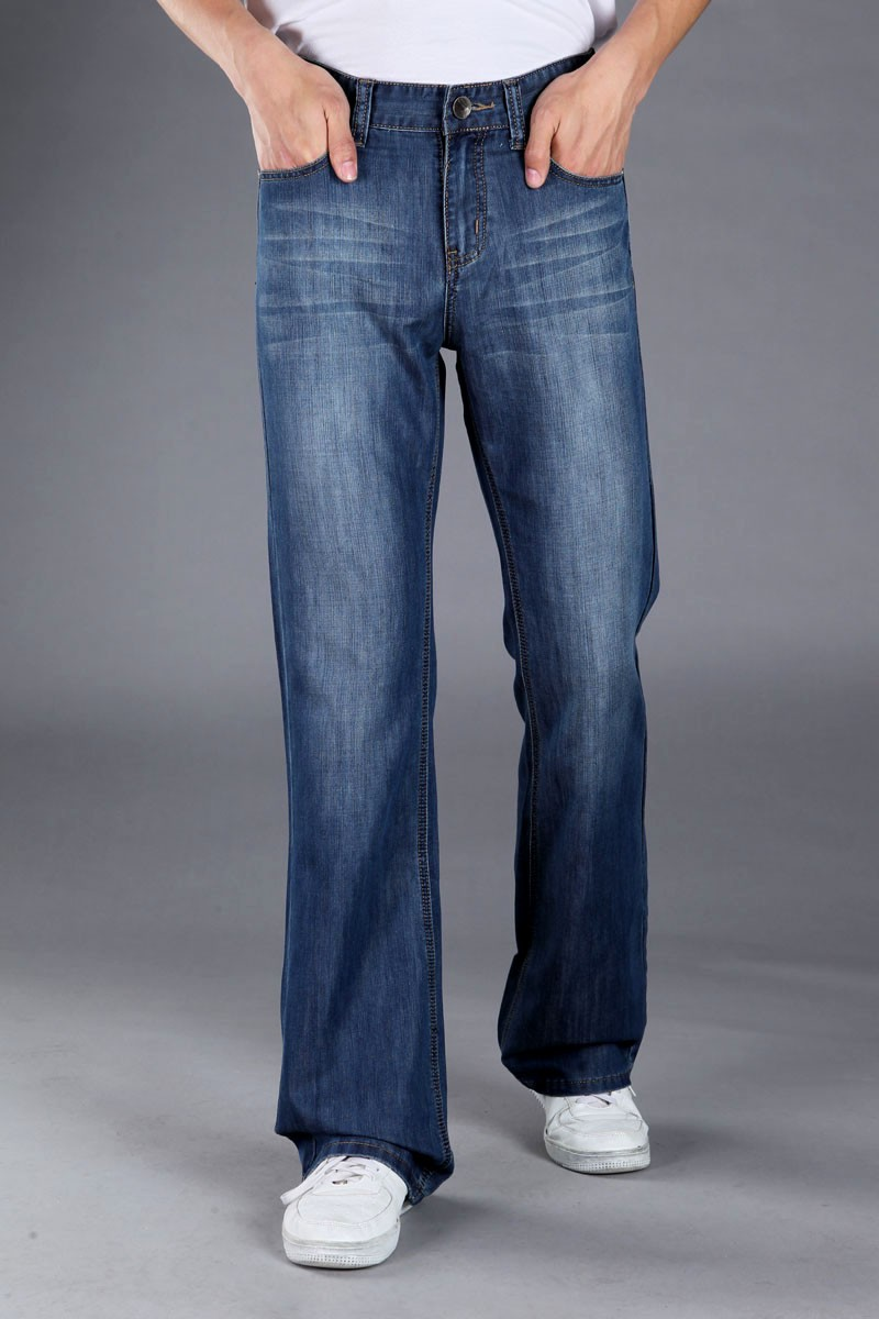 Black Slim Fit Jeans Mens