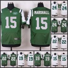 men New York Jets 24 Darrelle Revis,22 Matt Forte,19 Keyshawn Johnson,15 Brandon Marshall Joe Namath,Geno Smith B-2,camouflage(China (Mainland))
