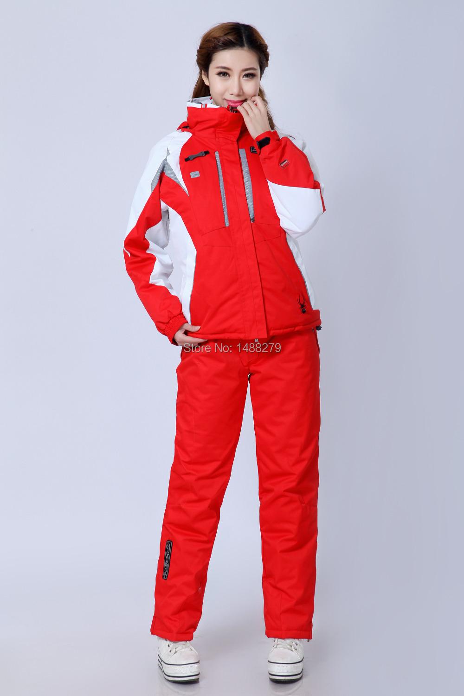 Зимние Спортивные Костюмы Женские Лыжные