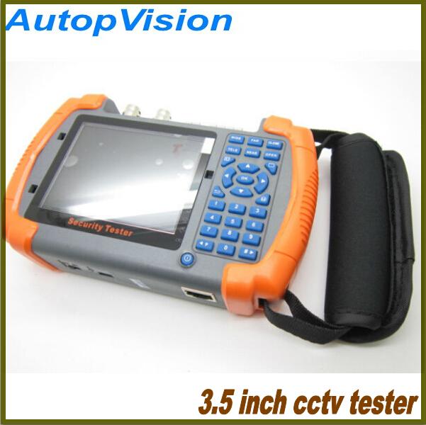 ST4000PRO с аттестацией CE фабрики обеспечивают CCTV тестер про