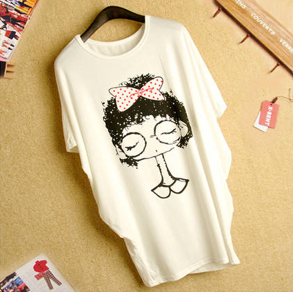 T shirt design for girls 2014 images for Designer tee shirts womens