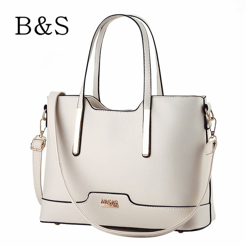 European and American Style Famous Designer Brand Bags Women Leather Handbags Casual Female Messenger Shoulder Bags Bolsos 2016(China (Mainland))