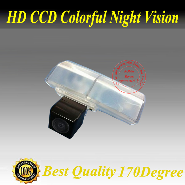 Free shipping!HD CCD effects! Special car backup camera for 2012 Toyota Prius with super night vision(China (Mainland))
