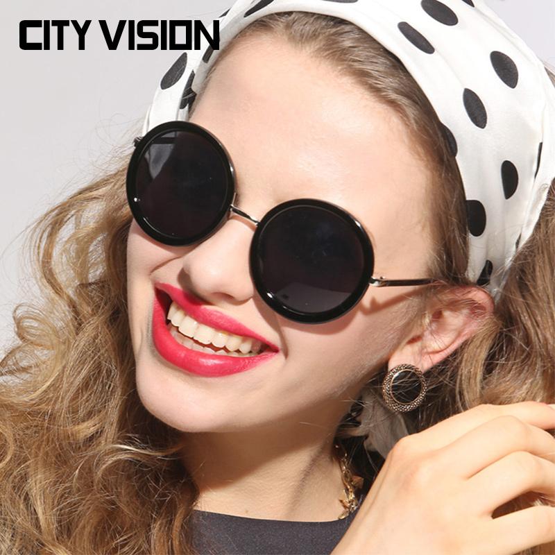2015 New Summer Fashion Sunglasses Female Vintage Eyewear Brand Designer glasses Retro points Sun glasses woman Round shades Hot(China (Mainland))
