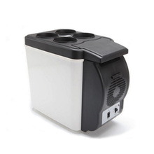Buy Hot Sale 6L Mini Car Refrigerator Portable Fridge Freezer Automotive or Home Cold Heating Refrigerator Incubator for $67.20 in AliExpress store