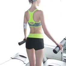 2017 Summer Fitness Shorts Women Brand Fashion sexy Casual elasticity Waist slim Women's Shorts Frau Bermudas 10 colors WS10(China (Mainland))
