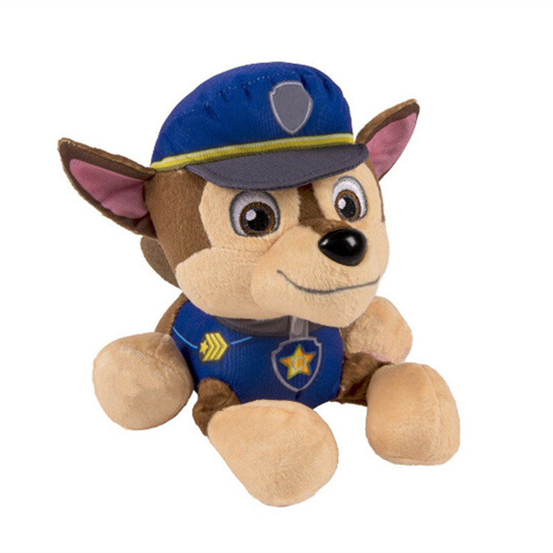 J097 Kawaii! High Quality Kids Gifts 20cm Firefighting Assistance Patrol Puppy Dogs Plush Toys Stuffed Doll Wholesale(China (Mainland))