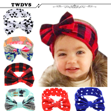 Buy 1PC Lovely Hair bands Headband Fashion Bunny Ear Girl Headwear Bow Elastic Knot Headbands Hair Accessories DT-44 for $1.04 in AliExpress store