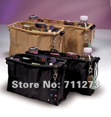 Free Shipping 20pcs/lot ,Kangaroo Keeper The Incredible Bag Organizer KANGAROO KEEPER Purse Handbag Organ