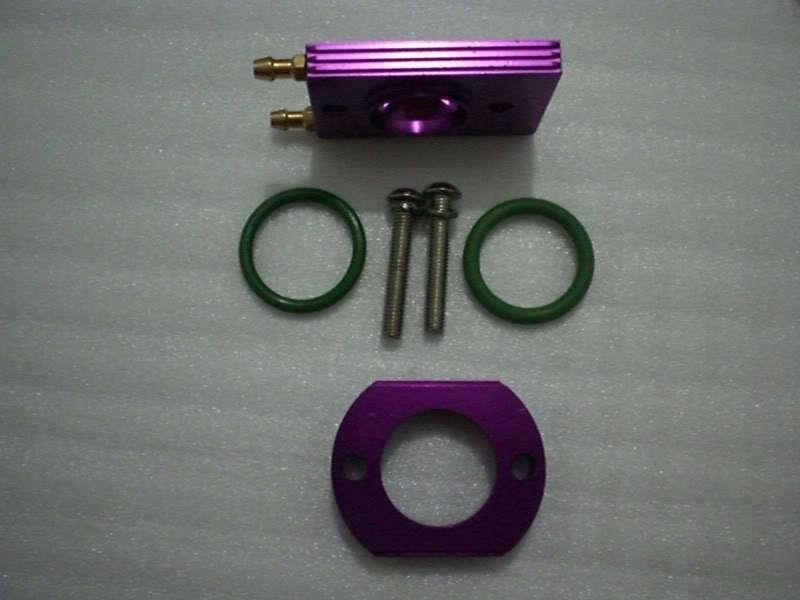 watercooled manifold flange fit ZENOAH CY engine(China (Mainland))