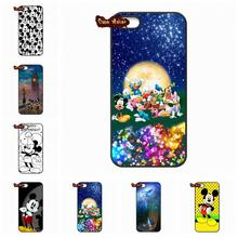 For Huawei Honor 3C 4C 5C 6 Mate 8 7 Ascend P6 P7 P8 P9 Lite Plus 4X 5X G8 Mickey Mouse Smile Retro Poster Phone Case Cover(China (Mainland))