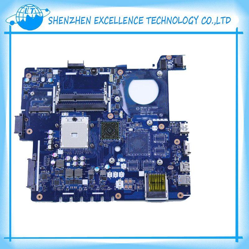 For ASUS K53 K53T K53Z Laptop Motherboard Mainboard AMD integrated QBL60 LA-7552P 100%Tested<br><br>Aliexpress