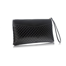 Casual Small Women Clutch Purse Knitting PU Leather Women Bags Cell phone bag Card Holder Girl Handbags Gift for Her