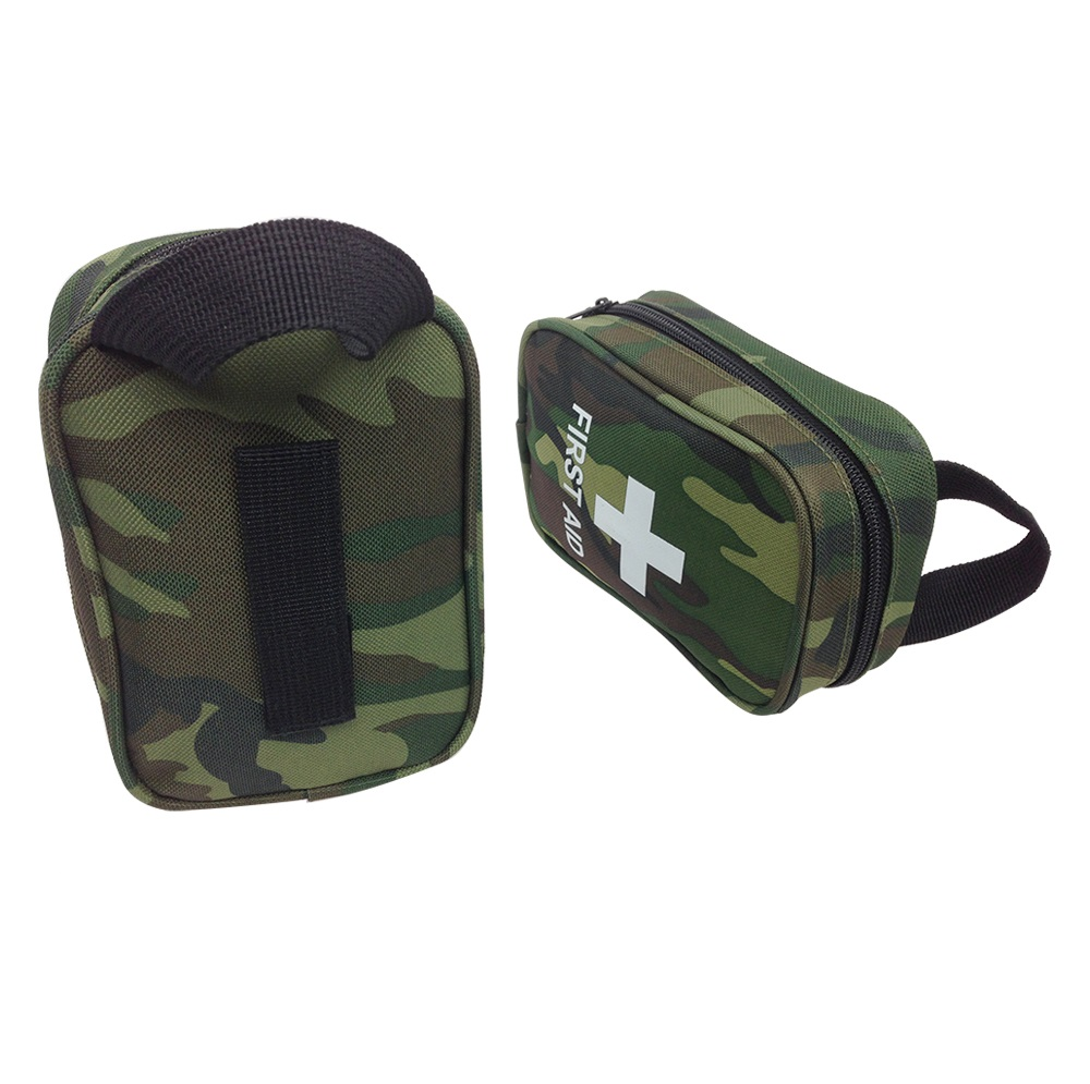 Safe First Aid Kit Portable For Outdoor Sports Travel Emergency Survival Family Or Business Trip(China (Mainland))