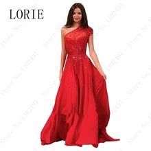 Moda 2014 una spalla paillettes red carpet glamour celebrity dresses lungo chiffon abiti(China (Mainland))