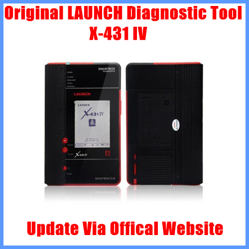 Original LAUNCH Diagnostic Tool X431 IV X431 Master X-431 IV X-431 Master Diagnostic Scanner Diagnostic-Tool update online
