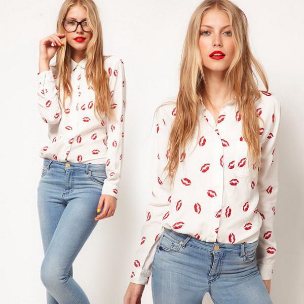 купить Женские блузки и Рубашки CTD ,  s, M, l 1119020 недорого