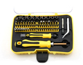 New 69 in 1 Multifunction Precision Screwdriver Hardware Repair Open Tools Equipment Kit Sleeve and Screwdriver