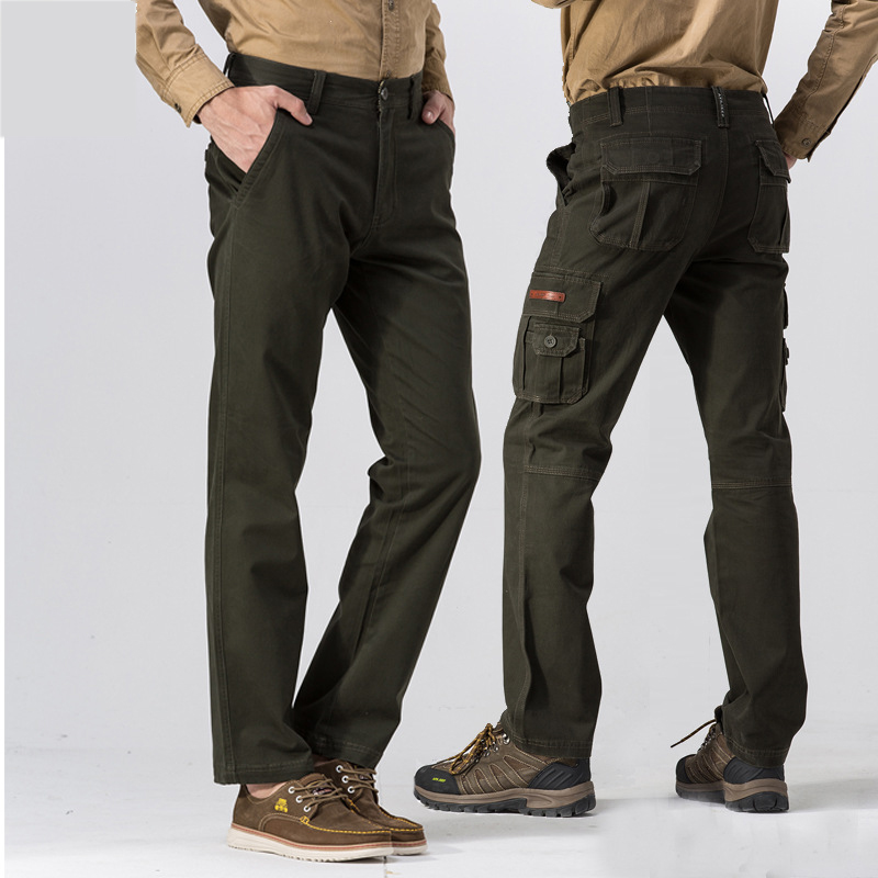 Hot sale 2016 New Arrivals Brand Business Casual Pants Mens Casual Army Cargo pants Cotton Long outdoor sprot Pants Одежда и ак�е��уары<br><br><br>Aliexpress