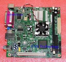 Free shipping for Original Motherboard Atom 330 Intel D945GCLF2D 945GC Mini ITX,embedded mainboard,1.6G,dual core HT,DDR2(China (Mainland))