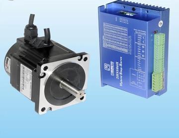 Buy jmc closed loop stepper system 4 5n m for Nema 34 stepper motor mount