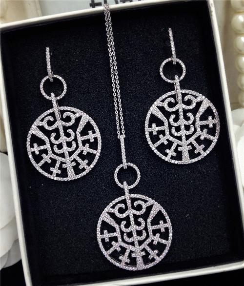 925 sterling silver apm monaco earrings drop earring apm accessories fashion silver jewelry girl birthday party<br><br>Aliexpress