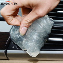 Buy Super Magic Clean Glue Car/Keyboard Cleaner Auto Universal Super Cleaning Glue Microfiber Dust Tool Mud Gel Car Accessories for $3.36 in AliExpress store