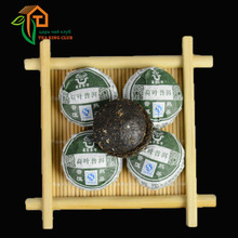 Reducing lipid yunnan puer small ripe tea Pu erh Pu er Pu er Puerh Pu er