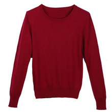 YuooMuoo High Quality Cashmere Sweater Women Winter Pullover Solid Knitted Sweater Top for Women Autumn Female Oversized Sweater(China (Mainland))