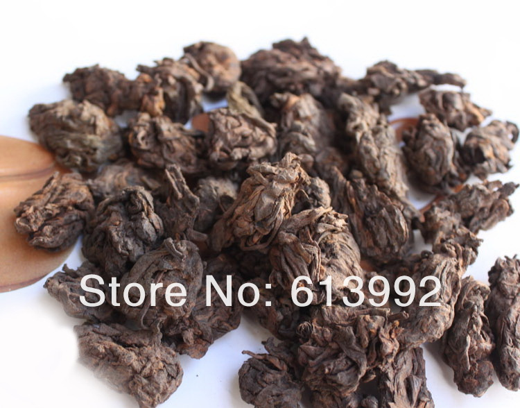 1995Year1000g Royal ripe Puer tea old Fermented puerh tea LaoChaTou pu er tea Free Shipping